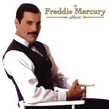 Freddie Mercury (Solo Album) by Queen - Queen Album