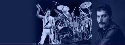 Shanes Queen Site - Freddie Mercury, Brian May, Roger Taylor, John Deacon